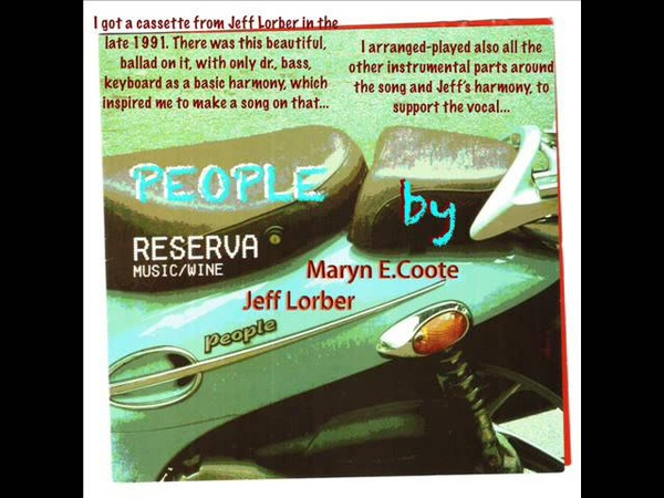 PEOPLE (maryn e coote jeff lorber)