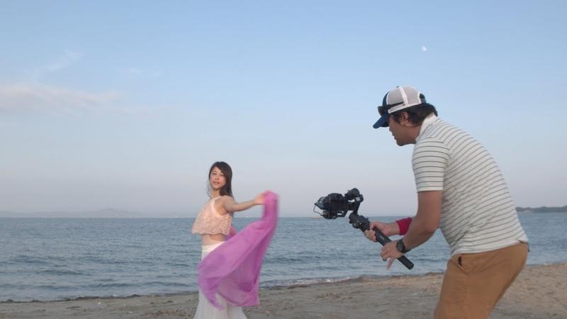 DJI - RoninS - DANCE VIDEOGRAPHY with Panasonic LUMIX GH5 S