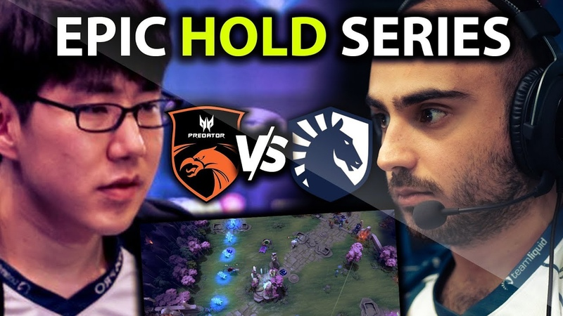 LIQUID vs TNC Coach Heen Liquid Trying To Hold vs Megacreeps THE INTERNATIONAL TI9 DOTA 2