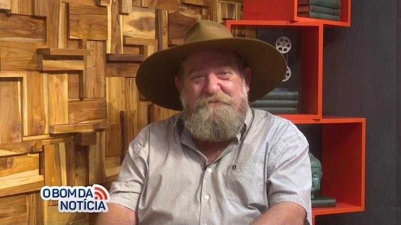 Entrevista com deputado federal Nelson Barbudo PSL