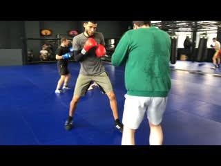 Руслан романович - классический бокс