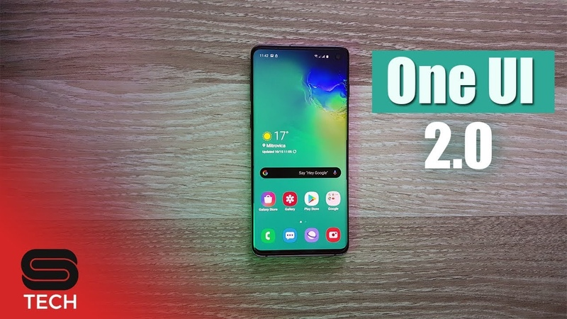 Samsung One UI 2.0 Beta (Android 10) - First impressions!