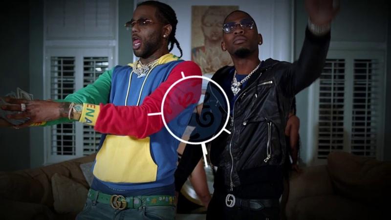 [FREE] Hoodrich Pablo Juan type beat - Jumanji ft. Blocboy JB Key Glock (Prod. SidewayzBeatz)