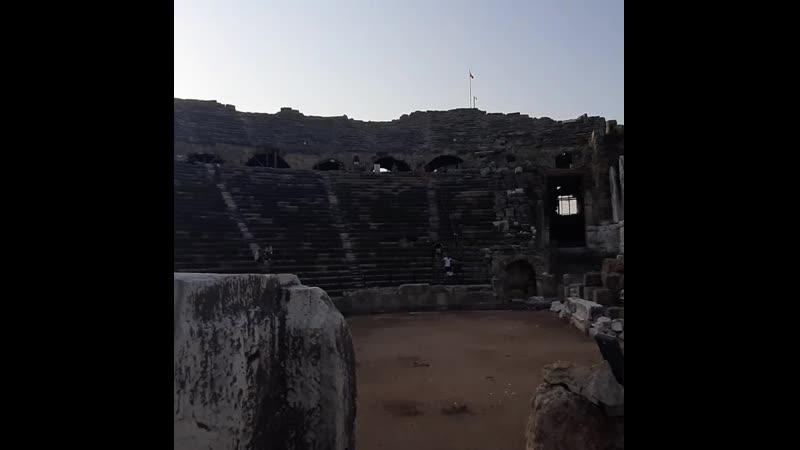 Sibe Antik Tiyatro 2019