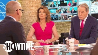 CBS This Morning Hosts Judge Trump & Clinton's Debate | THE CIRCUS | SHOWTIME