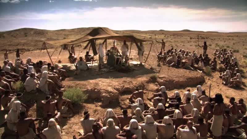 Планета Египет Рождение империи 1 серия 2011