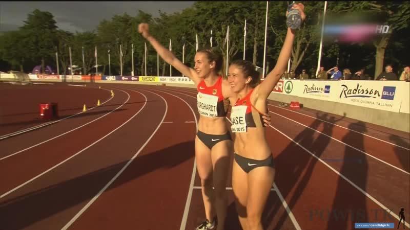2015 The Girls Of EAC U23 Tallinn