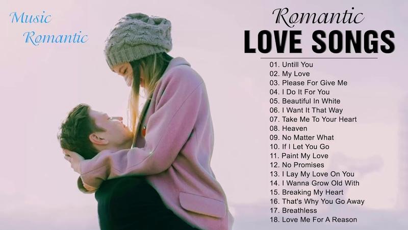 Shayne Ward, Westlife, Bryan Adams, Boyzone, MLTR, Backstreet Boys - Most Beautiful Love Songs Ever