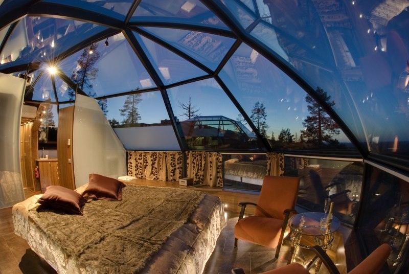 30 невероятно крутых отелей, в которые ты захочешь поселиться, изображение №4