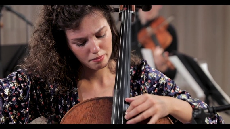 Maurice Ravel - Kaddish from Deux Melodies Hebraiques - Olivia Da Costa cello
