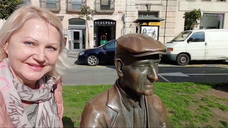 Жизнь . IraGerold. Прогулка в Таррагона Испании