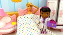 Мультик Барби и Кен - Доктор Плюшева для Барби. Игры для девочек