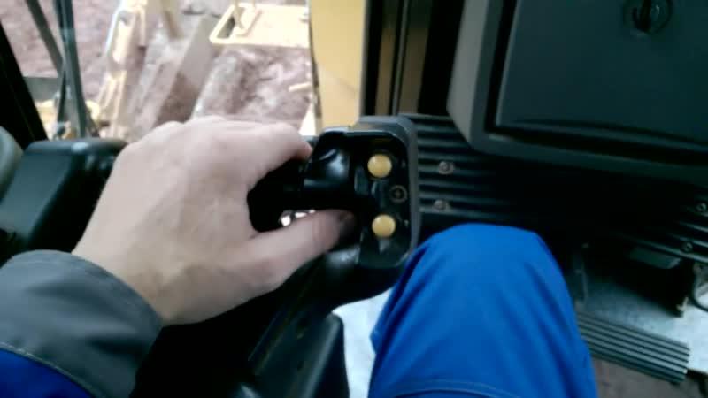 Бульдозерное дело САТ D10T Запуск Хитрости