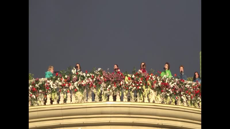 Группа Отрада Песня Огонек Рождественский б р 3 мая 2019 г