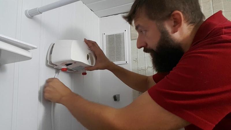 Проточный водонагреватель Electrolux Smartfix 2 0