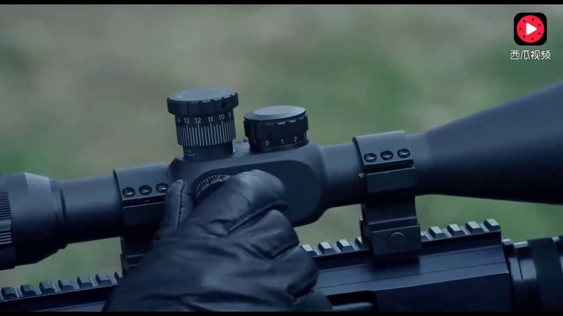 这才是鸡犬不留啊,女狙击手狙杀恐怖分子,连他家的狗都不放过!