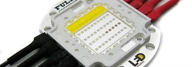 Сегодня под рукой более простое решение - светодиодные матрицы COB.