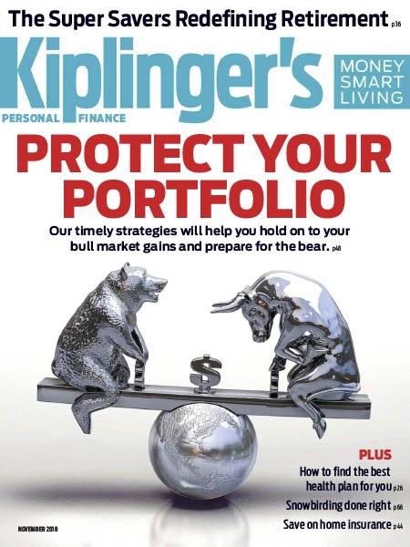 Kiplinger's Personal Finance 2018 11