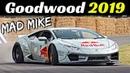 Mad Mike's NIMBUL 800HP 5.2-litre V10 N/A Lamborghini Huracan DRIFT Supercar at 2019 Goodwood FOS!