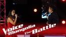 Khulan vs Bayarsaikhan - You and me - The Battle - The Voice of Mongolia 2018