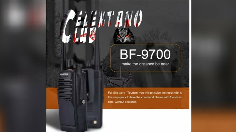 Рация Baofeng BF-9700 Баофенг 9700  ( Водонепроницаемая )