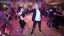 Andrey Ushkalov and Jessica Patella Salsa Dancing at Respublika Days 9 Sunday 05 05 2019 SC