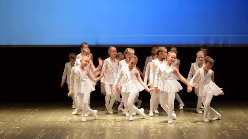Школа танцев Гран Па. Созвучие. День учителя-2019