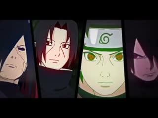 Naruto   Boruto   Clan Uchiha   Anime vine