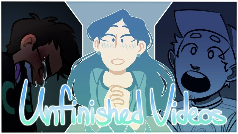 3 unfinished videos! (Eliza Schuyler PMV, BMC animatic, and The Day I Got Expelled animatic)