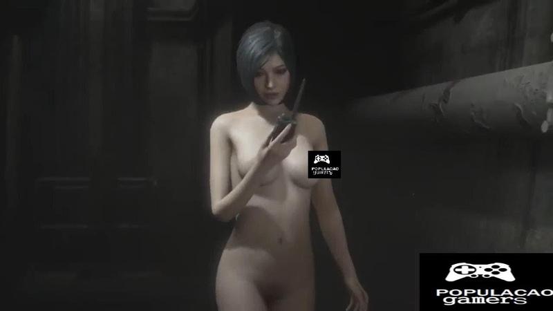 Resident eil 2 remake mod ADA WONG NUA