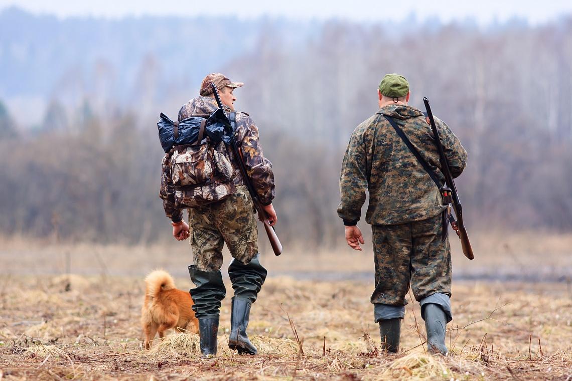 картинка идут охотники уместна любых