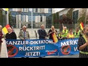 130 AfD Demo in Berlin Merkel MUSS weg 11 09 2019