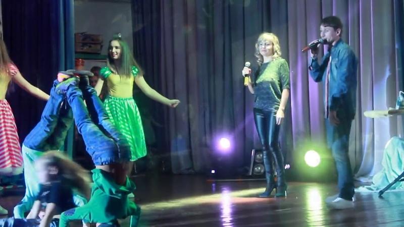 Юбилейный концерт студии ШАНС Наталья Пигалицына, Наталья Феденёва, Евгений Бычков