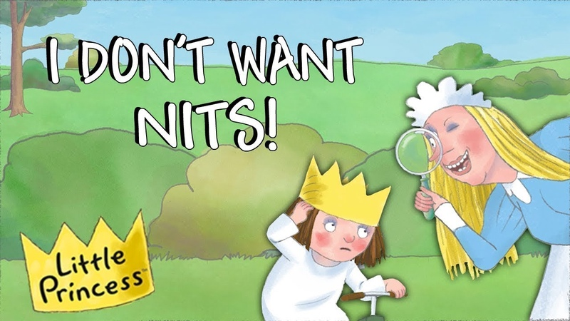Read Along with Little Princess I Dont Want Nits