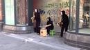 Уличные музыканты Антверпен