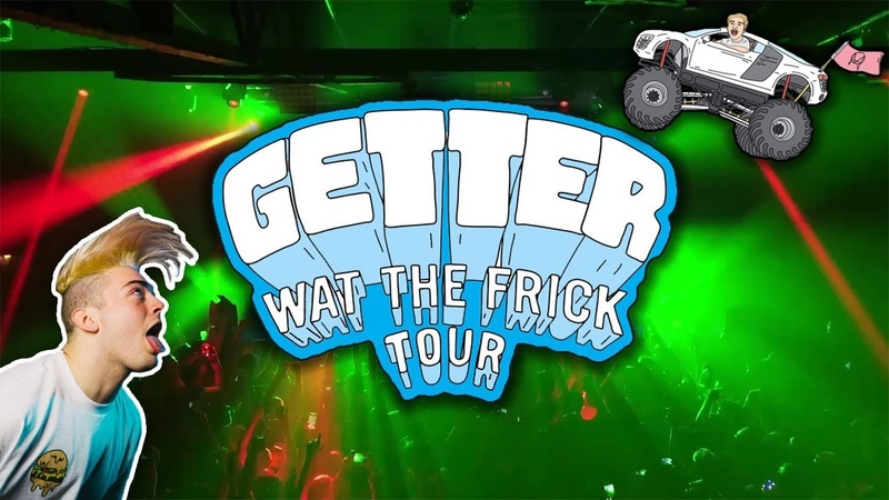 GETTER pres. WAT THE FRICK Tour 2016 Orlando | Throwback Show