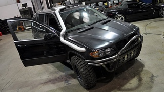 BMW X5M Sport Ultimate Off Road SUV Build Project
