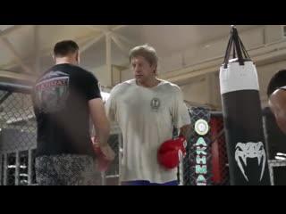 Александр Емельяненко - Арби Мадаев / Спарринг