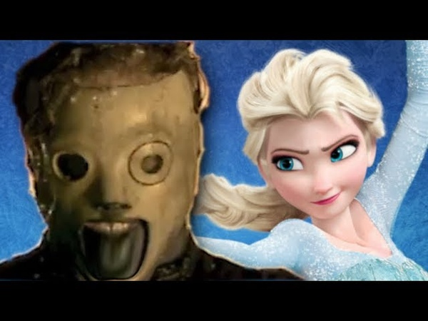 Let It Go but it's screamed by Corey Taylor