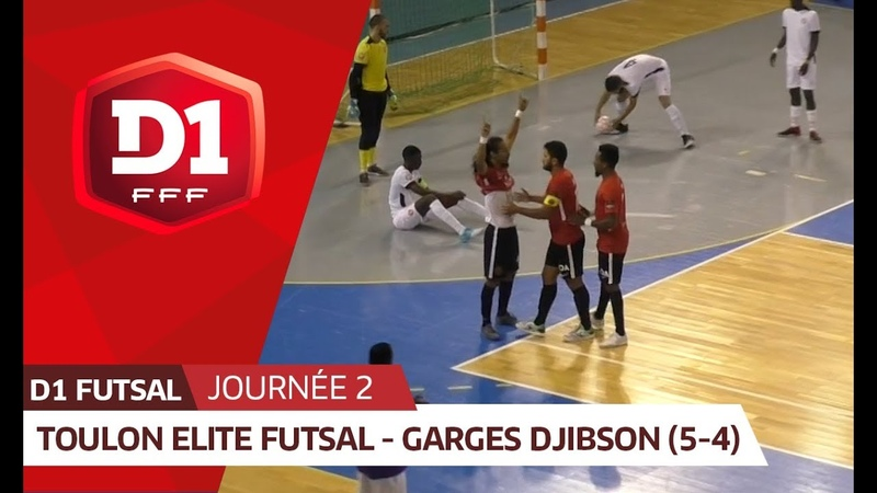 J2 : Toulon Elite Futsal - Garges Djibson Futsal