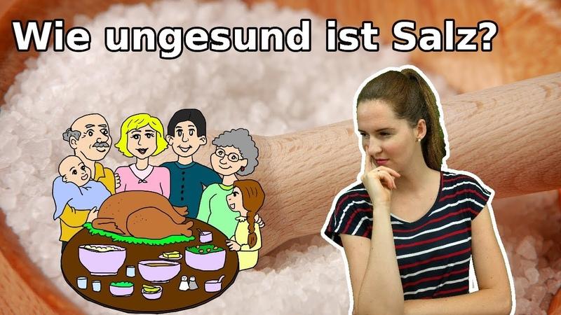 Wie ungesund ist Salz Bluthochdruck 7 23