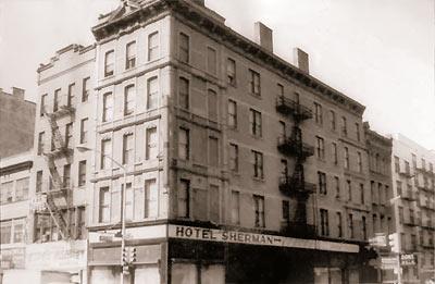 Резиденция Е.П. Блаватской «Ламасери». Нью-Йорк