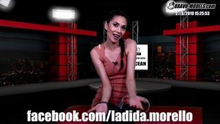 BravoSexy talk show live - s pornstar Ashley Ocean - 27-08-2019
