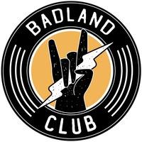 Логотип BADLAND CLUB