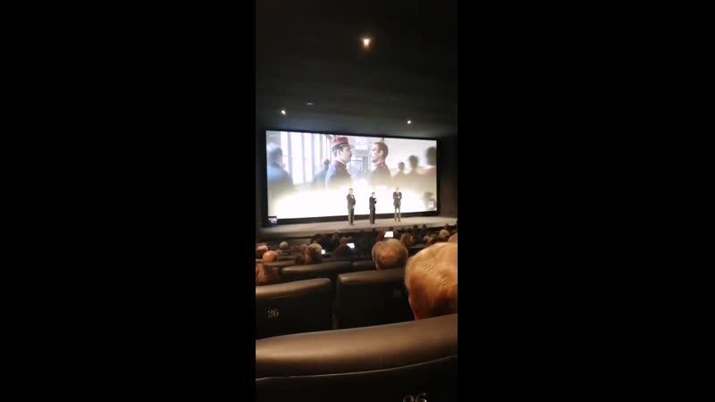 @alicebly23 Jaccuse avant-premiere at Memorial de la Shoah 5 (11.11.2019)