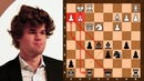 Sicilian Sveshnikov Chess Imbalances Veselin Topalov vs Magnus Carlsen Côte d'Ivoire 2019