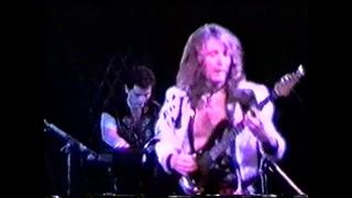 "Группа ""Союз"". Май 1990 г. Концерт в Роттердаме. Rock band Soyuz. Concert in Rotterdam. May 2000."