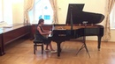 07 06 2019 M Marchenko's Students Piano Department Concert Rektor's Palace Hall Croatia
