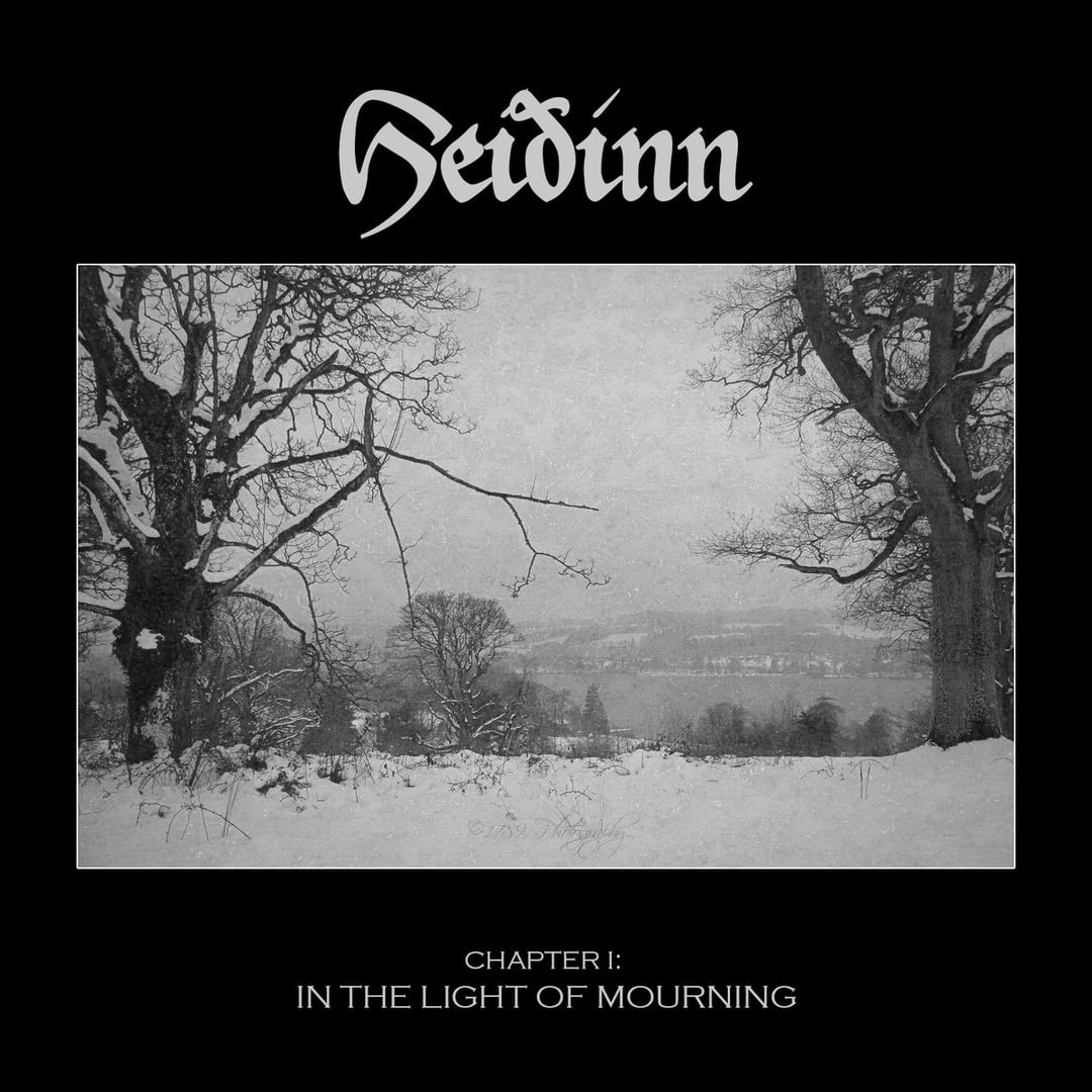 Heiðinn - Chapter I In The Light Of Mourning