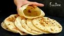 Возьмите ВОДУ МУКУ и еще 1 ингредиент БЕЗ дрожжей ПИТА Лепешки кармашки для любой начинки!